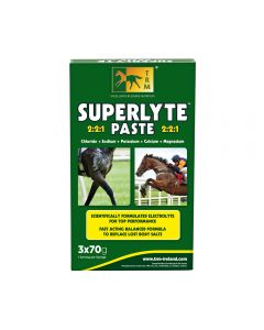 TRM Superlyte Paste 3x 70g Syringes