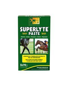 TRM Superlyte Paste 3x 70g Syringes