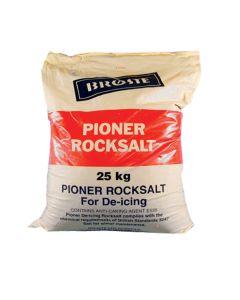 Ground Rock Salt Pallet