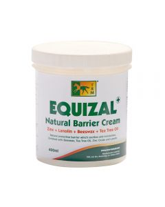 TRM Equizal Natural Barrier Cream - 400ml