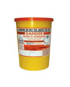 Sharps container - 5 Litres