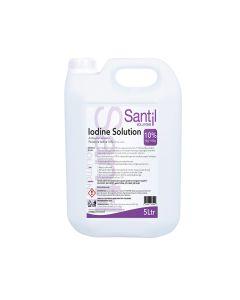 Santil - Iodine Solution 10%