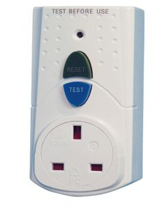 Safety Cut-Out RCD Switch