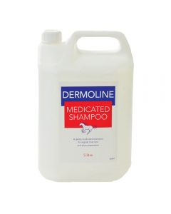Dermoline Medicated Shampoo 5ltr