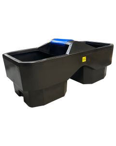Large Fast Fill Poly Water Trough