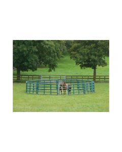 Duracorral Single Plastic Fence Panel