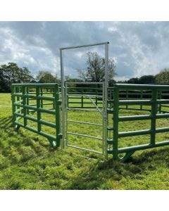 Duracorral Turnout Pen + Gate