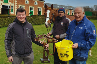 March – British Trainer of the Month Award