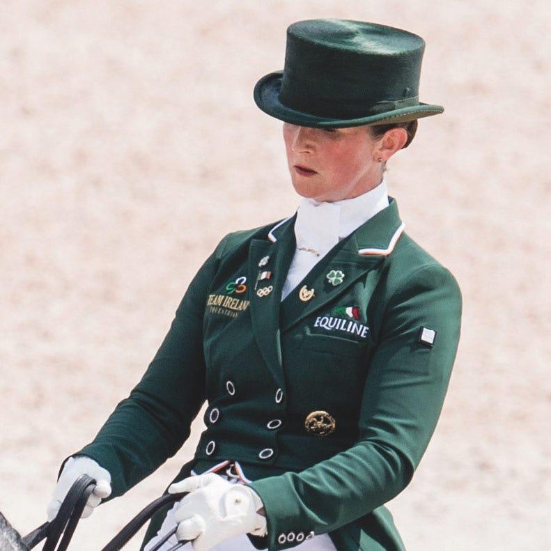 Judy Reynolds, Irish Dressage Rider & TRM Ambassador